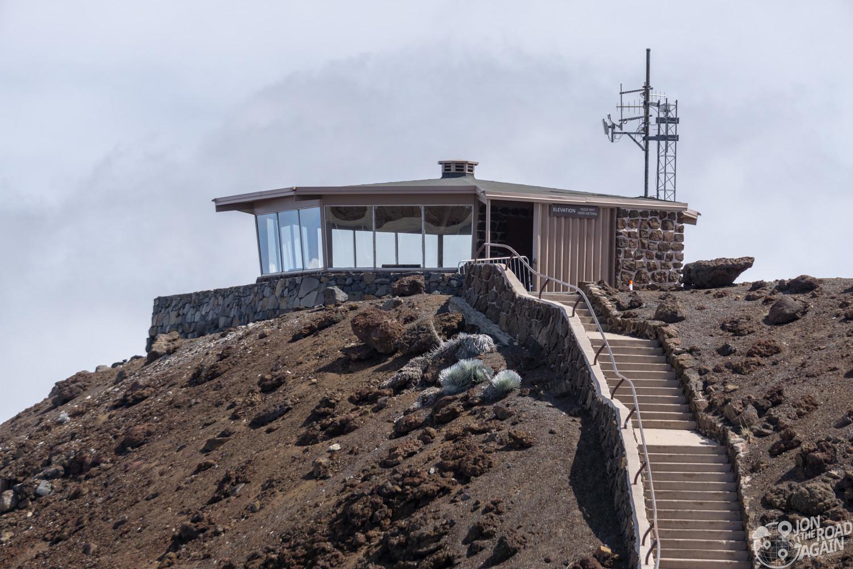 Haleakala National Park Summit House