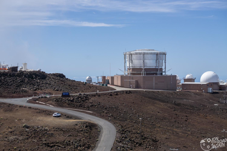 Haleakala National Park Summit Observatory