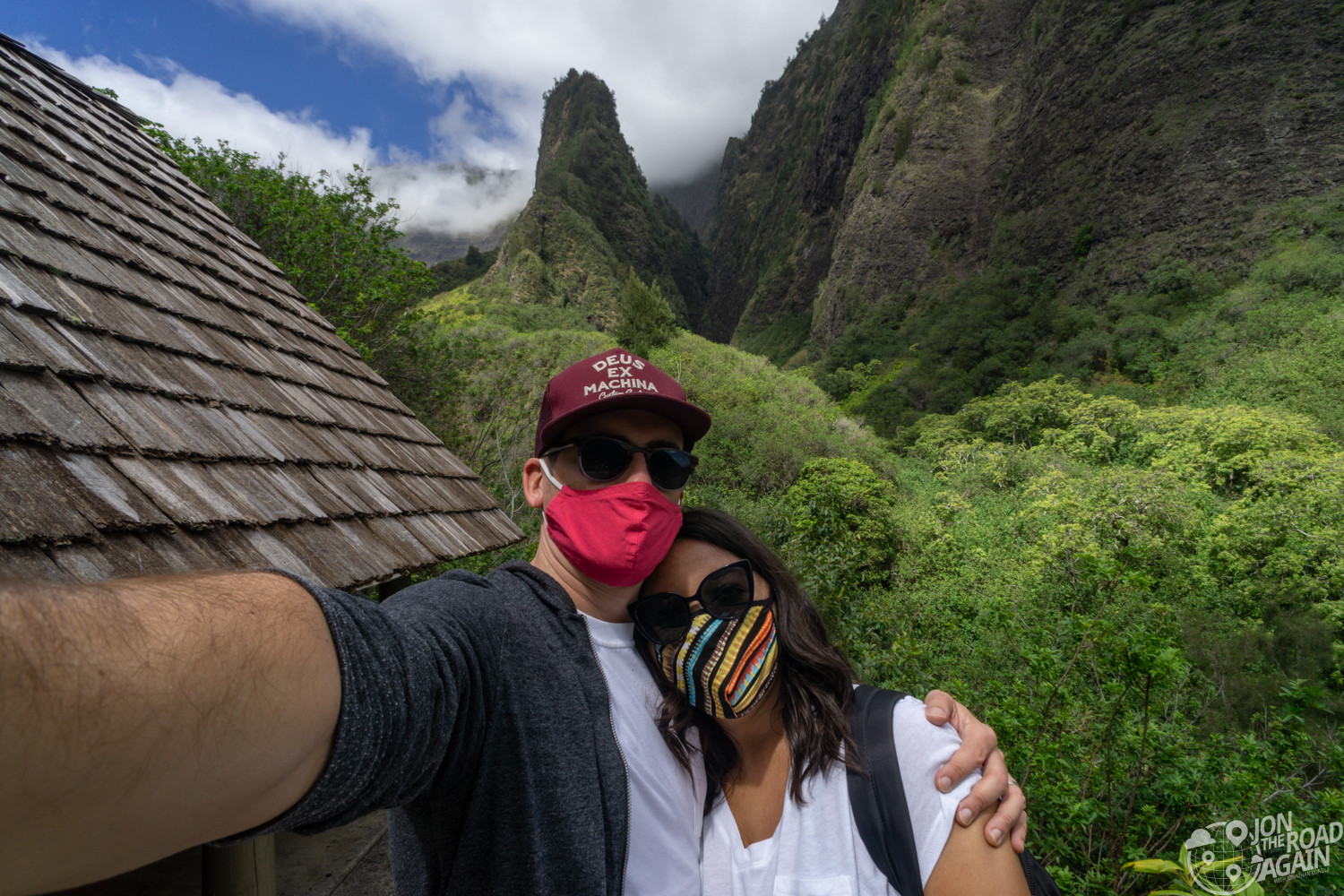 Iao Valley during COVID