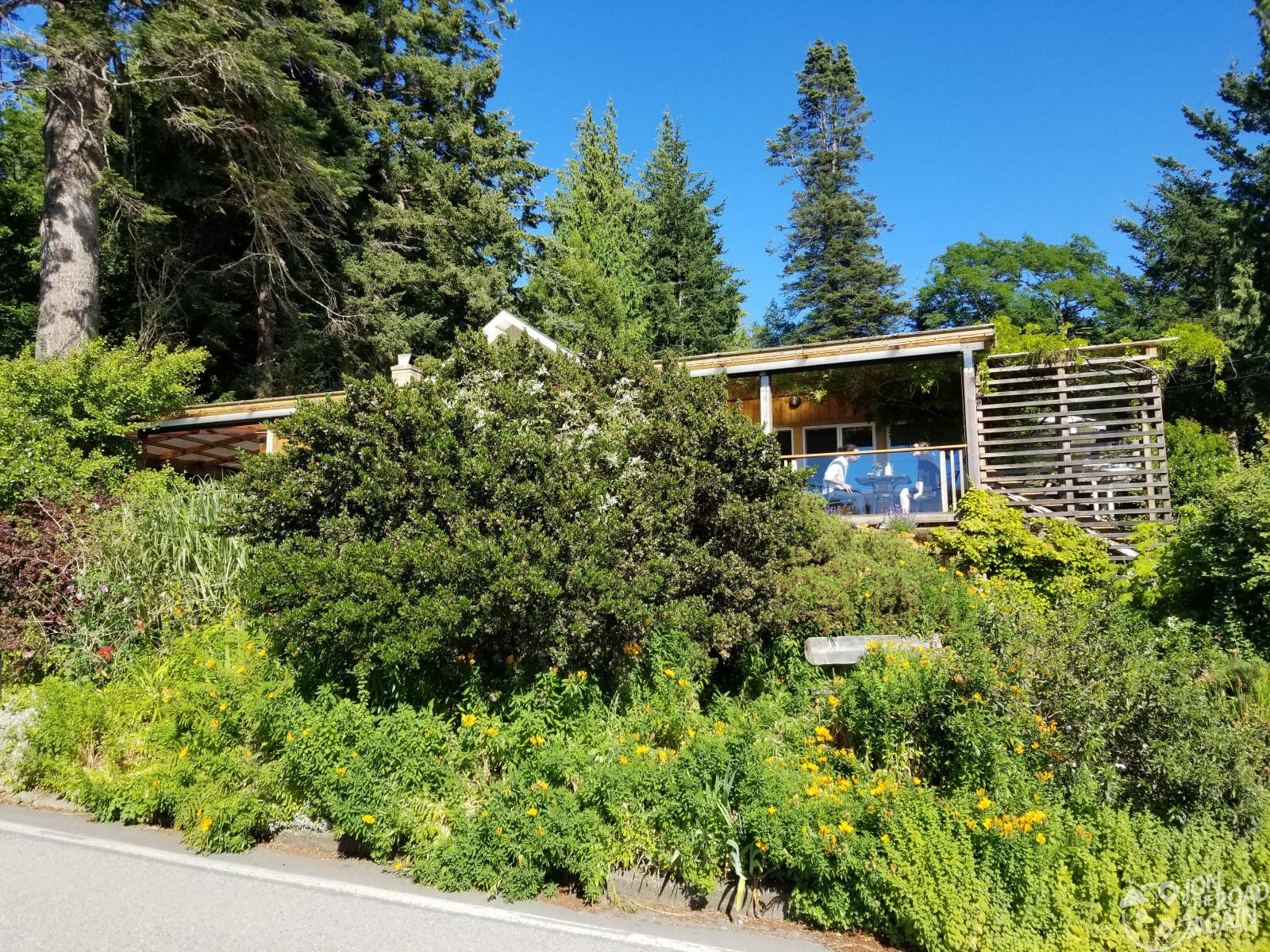 The Willows Inn on Lummi Island