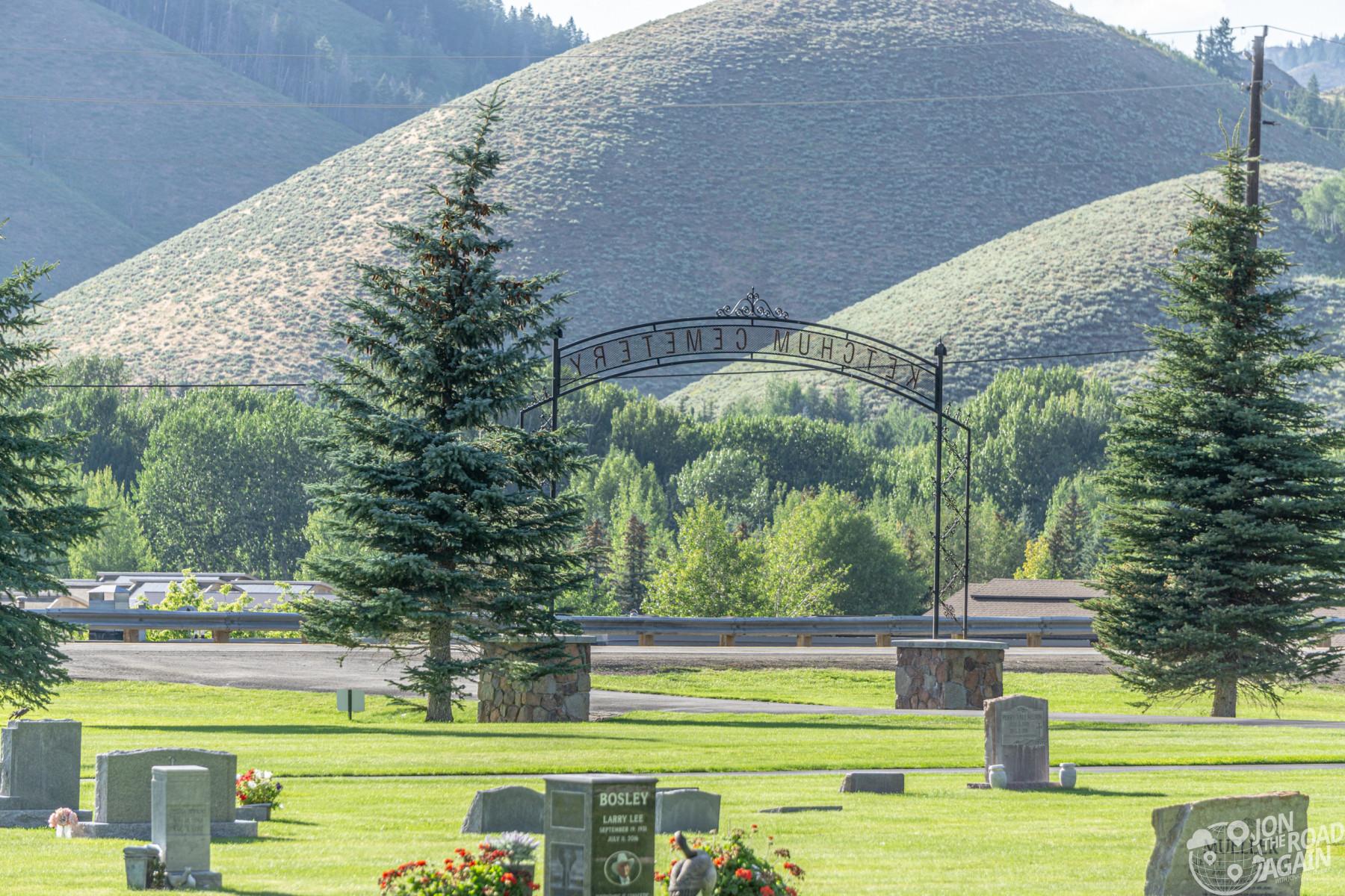 Ketchum Cemetery Idaho