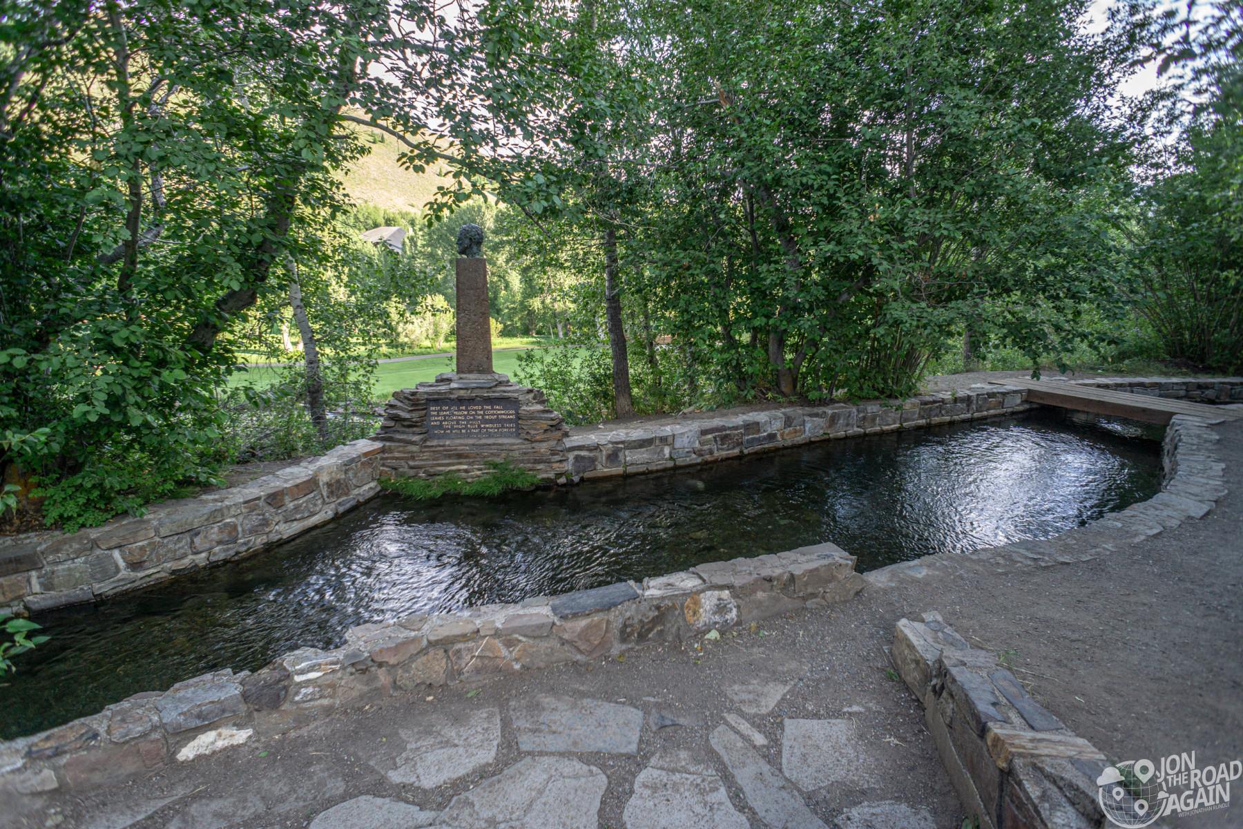Ernest Hemingway Memorial