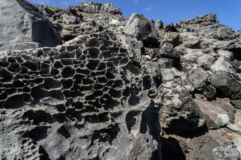 Nakalele Blowhole rock formation